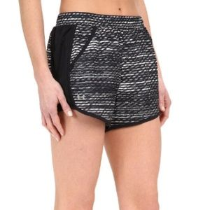 Under Armour Fly By Printed Shorts with Pockets